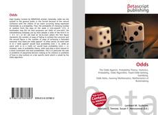 Bookcover of Odds