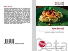 Portada del libro de Soto (Food)