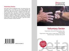 Voluntary Sector的封面