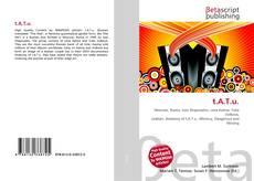 Bookcover of t.A.T.u.