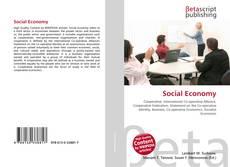 Portada del libro de Social Economy
