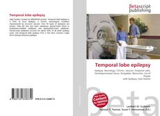 Bookcover of Temporal lobe epilepsy