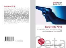 Borítókép a  Semovente 75/18 - hoz