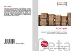 Tax Credit kitap kapağı