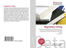 Bookcover of Regulatory Taking