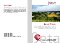 Couverture de Royal Charter