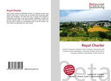 Copertina di Royal Charter
