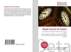 Couverture de Royal Courts of Justice