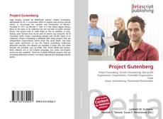 Capa do livro de Project Gutenberg