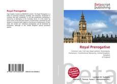 Bookcover of Royal Prerogative