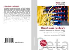 Borítókép a  Open Source Hardware - hoz