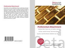 Copertina di Preferential Attachment