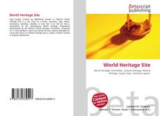 Bookcover of World Heritage Site