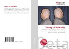 Bookcover of Theory of Relativity