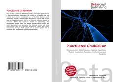 Portada del libro de Punctuated Gradualism