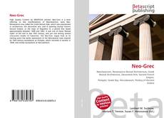 Bookcover of Neo-Grec
