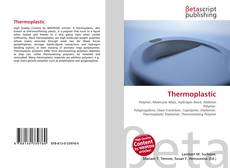 Bookcover of Thermoplastic