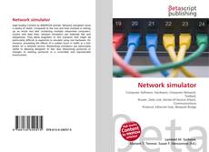 Couverture de Network simulator