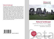Bookcover of Natural landscape