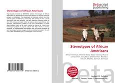 Couverture de Stereotypes of African Americans