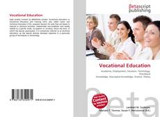 Bookcover of Vocational Education