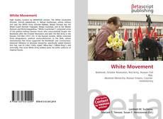 Couverture de White Movement