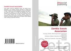 Capa do livro de Zambia Scouts Association