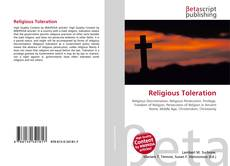 Bookcover of Religious Toleration