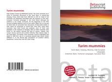 Buchcover von Tarim mummies