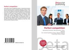 Bookcover of Perfect competition