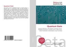 Bookcover of Quantum State