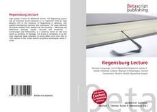 Borítókép a  Regensburg Lecture - hoz