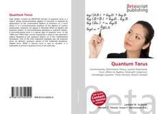 Bookcover of Quantum Torus