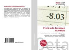 Обложка Proto-Indo-European Numerals
