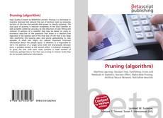 Pruning (algorithm) kitap kapağı