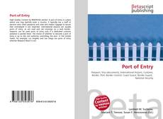 Bookcover of Port of Entry