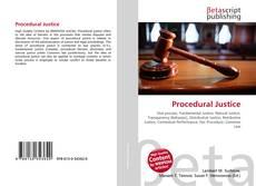 Couverture de Procedural Justice