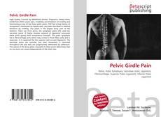 Pelvic Girdle Pain kitap kapağı