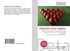 Capa do livro de Projection Linear Algebra