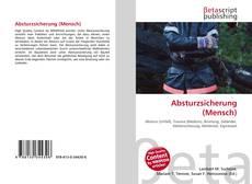 Bookcover of Absturzsicherung (Mensch)