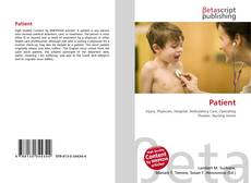 Bookcover of Patient
