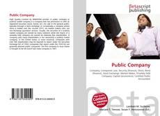 Copertina di Public Company