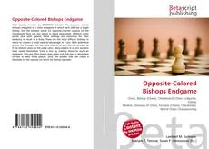 Capa do livro de Opposite-Colored Bishops Endgame