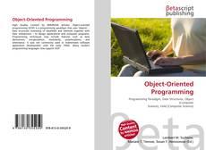 Object-Oriented Programming的封面
