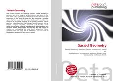 Bookcover of Sacred Geometry