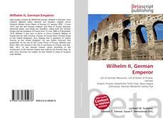 Buchcover von Wilhelm II, German Emperor