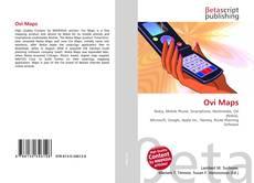 Bookcover of Ovi Maps