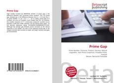 Bookcover of Prime Gap