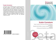Bookcover of Scalar Curvature