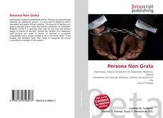 Bookcover of Persona Non Grata